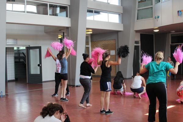 Workshop Cheerleading Brussel