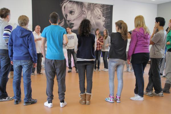 Workshop Theatersport Brussel