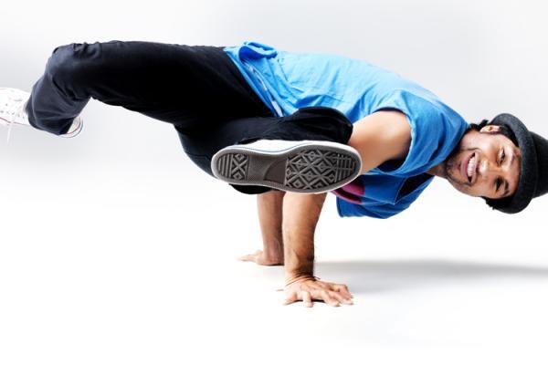 Workshop Breakdance Brussel